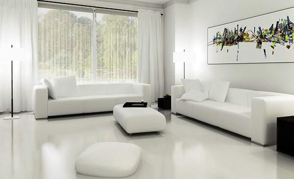 Какие шторы подойдут к белым обоям? Примеры и фото